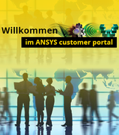 Banner ANSYS Customer Portal